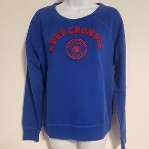 Size L Abercrombie & Fitch Crewneck Sweater